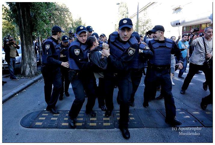 Зарплата полицейских в россии и за рубежом