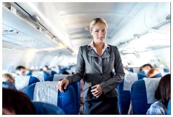 Зарплата стюардессы в россии и зарубежом