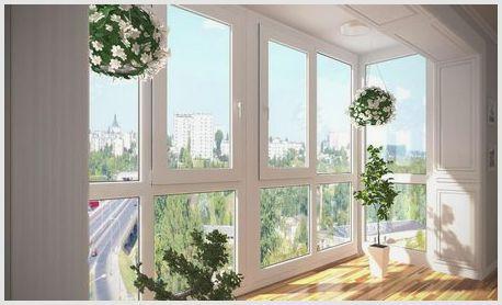Долговечное остекление балконов