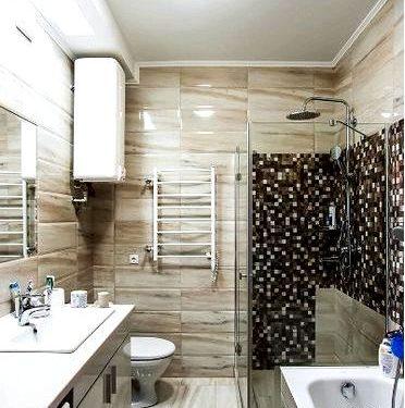 В каком порядке производится ремонт в ванной комнате