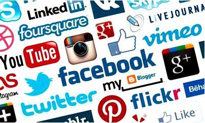 Продвижение с использованием социальных сетей.